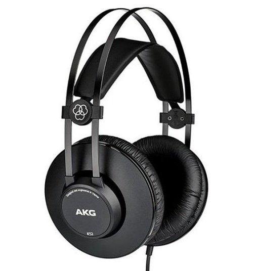Image of   Akg K52 Over-ear Reference Hovedtelefoner