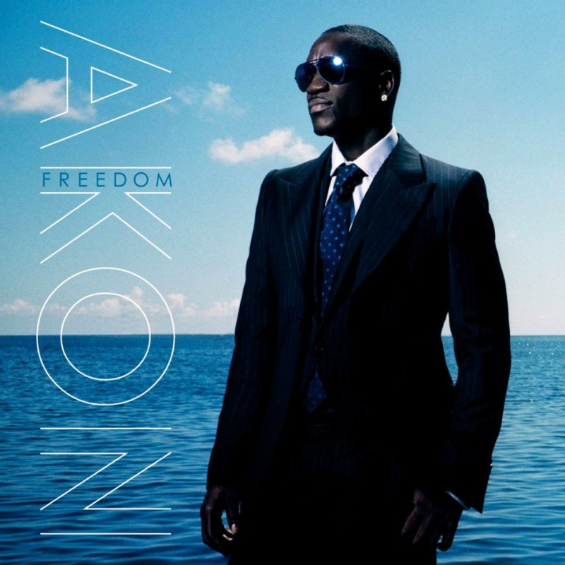 Image of   Akon - Freedom - CD