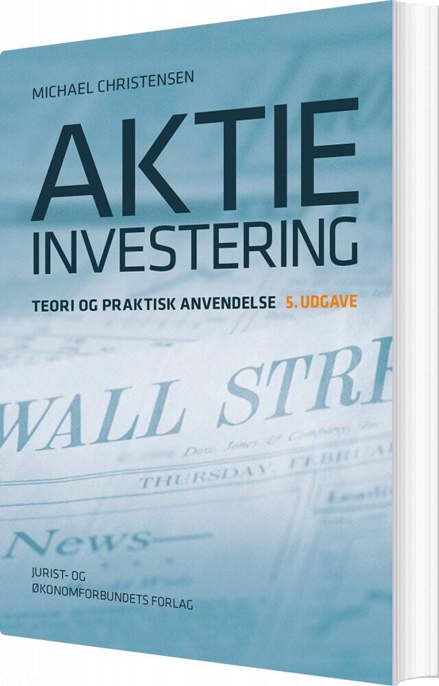 Image of   Aktieinvestering 5. Udg - Michael Christensen - Bog
