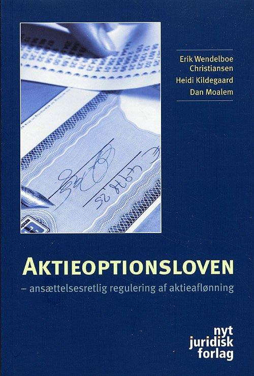 Image of   Aktieoptionsloven - Mfl - Bog