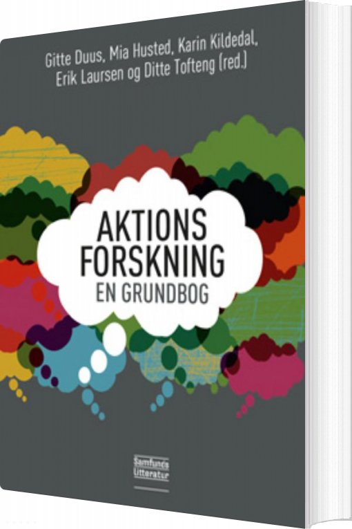 Billede af Aktionsforskning - En Grundbog - Erik Laursen - Bog