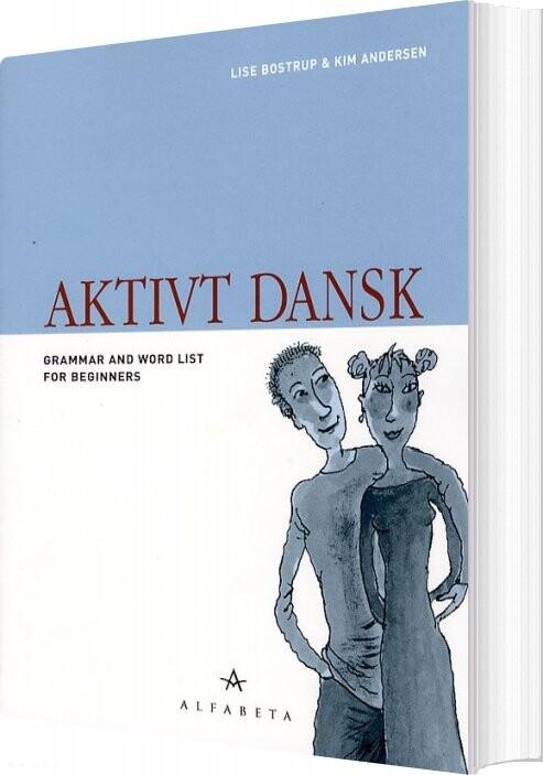 Image of   Aktivt Dansk, Engelsk - Lise Bostrup - Bog