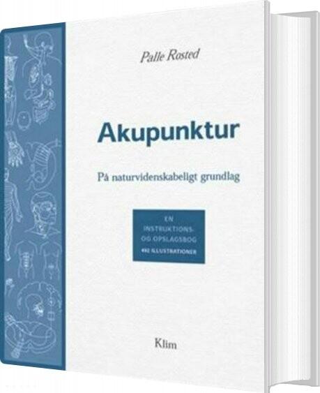 Image of   Akupunktur - Palle Rosted - Bog