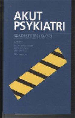 Image of   Akut Psykiatri - Sigurd Benjaminsen - Bog