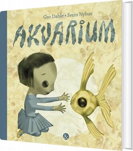 Image of   Akvarium - Gro Dahle - Bog