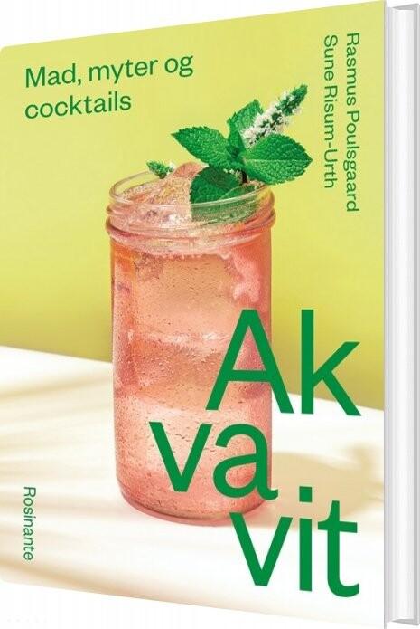 Image of   Akvavit - Rasmus Poulsgaard - Bog