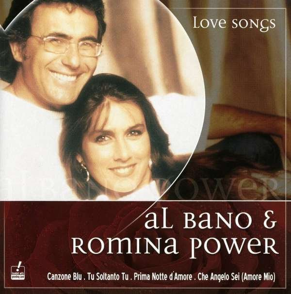 Image of   Al Bano&romina Power - Love Songs - CD