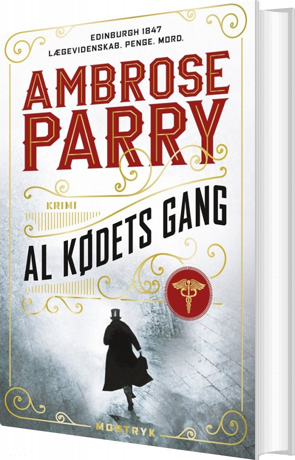 Image of   Al Kødets Gang - Ambrose Parry - Bog
