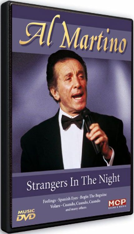 Al Martino - Strangers In The Night - DVD - Film