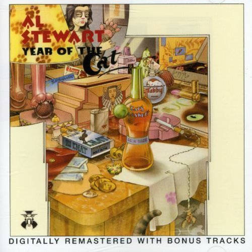 Image of   Al Stewart - Year Of The Cat [remastered] - CD