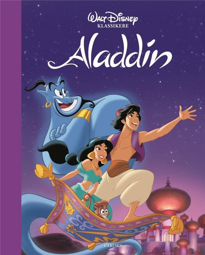 Image of   Aladdin - Disney - Bog