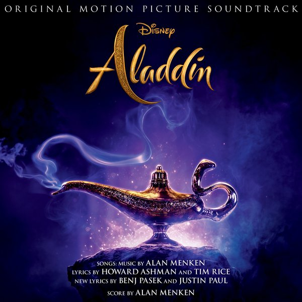 Image of   Aladdin - Soundtrack - CD