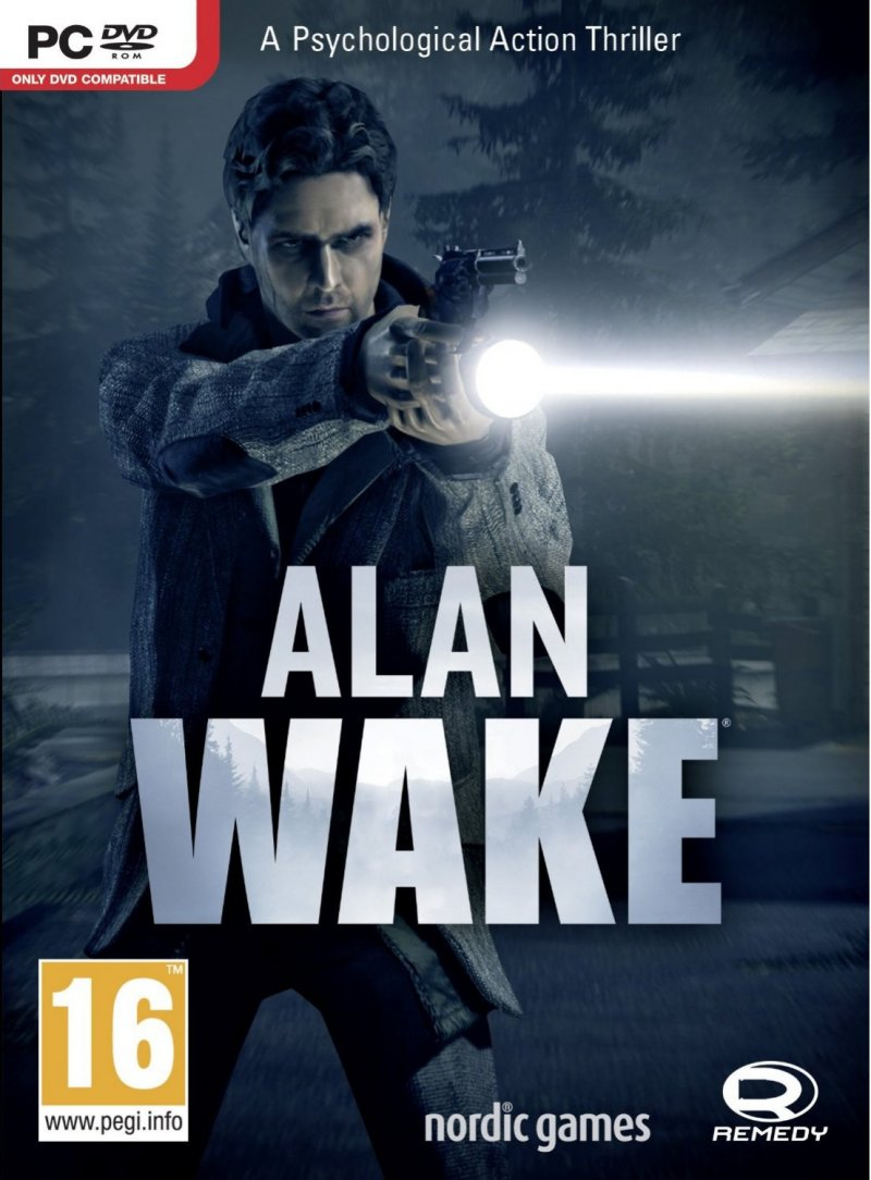 Image of   Alan Wake - PC