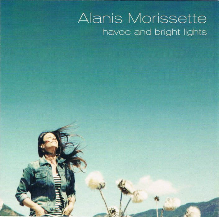 Image of   Alanis Morissette - Havoc And Bright Lights - CD