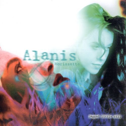 Image of   Alanis Morissette - Jagged Little Pill - CD