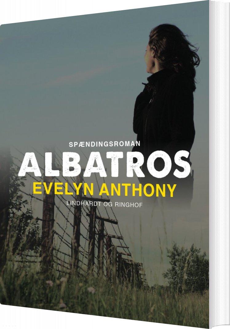 Billede af Albatros - Evelyn Anthony - Bog