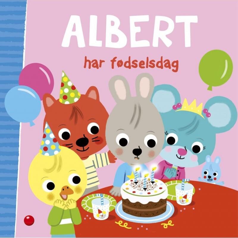 Image of   Albert Holder Fødselsdag - Diverse - Bog