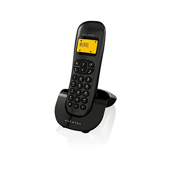 Image of   Alcatel - Trådløs Fastnettelefon - C-250 - Sort