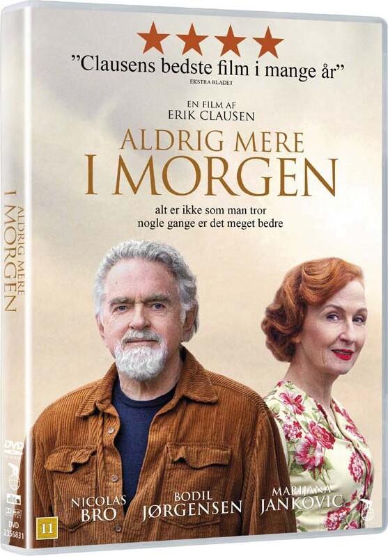Image of   Aldrig Mere I Morgen - DVD - Film