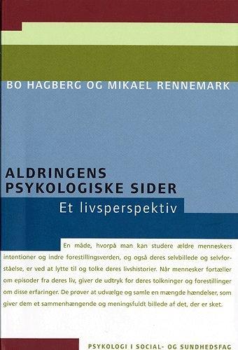 Image of   Aldringens Psykologiske Sider - Bo Hagberg - Bog