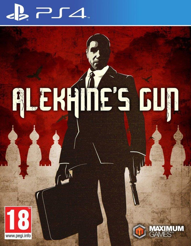 Alekhines Gun - PS4