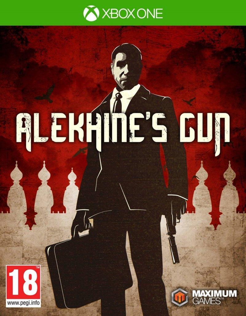 Image of   Alekhines Gun - Xbox One