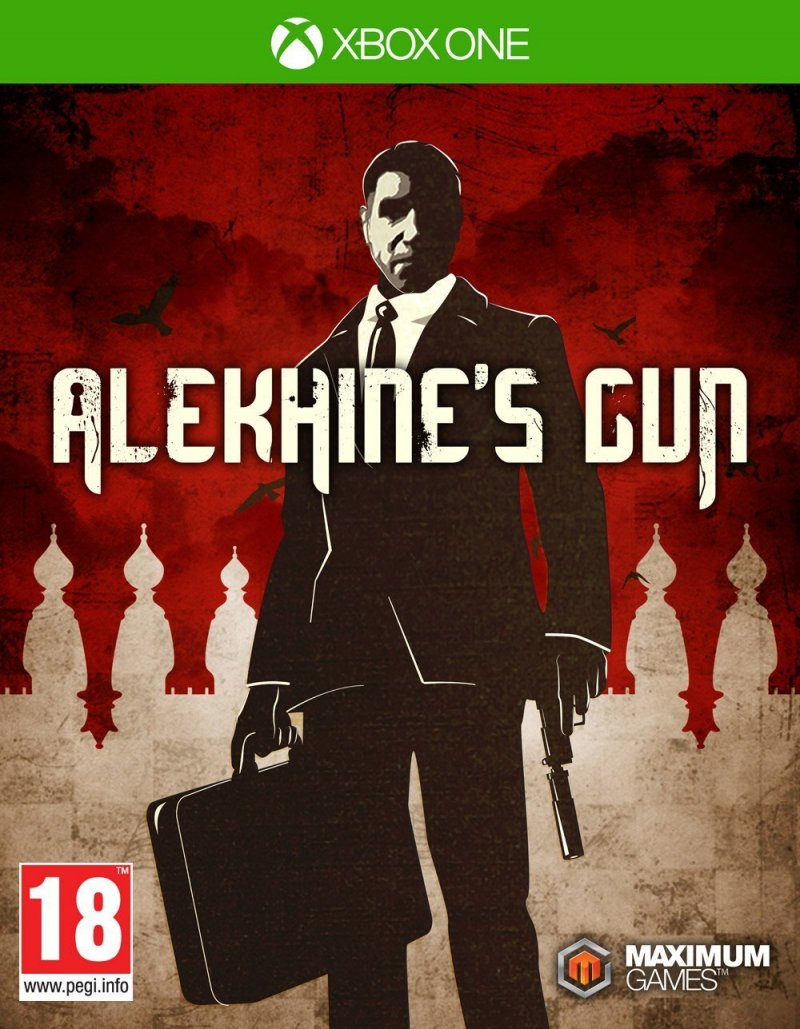 Image of   Alekhine's Gun - Xbox One