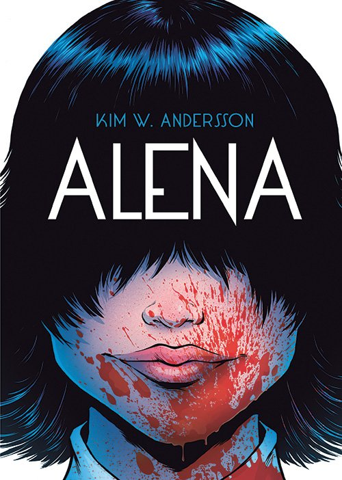 Image of   Alena - Kim W. Andersson - Tegneserie