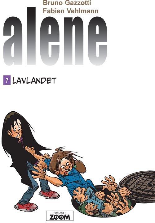 Image of   Alene 7: Lavlandet - Gazzotti - Tegneserie