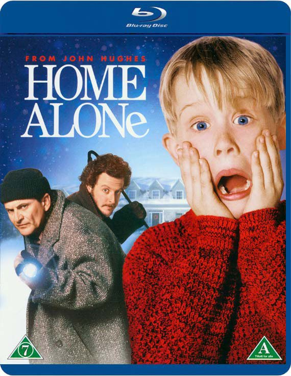 Image of   Home Alone / Alene Hjemme - Blu-Ray