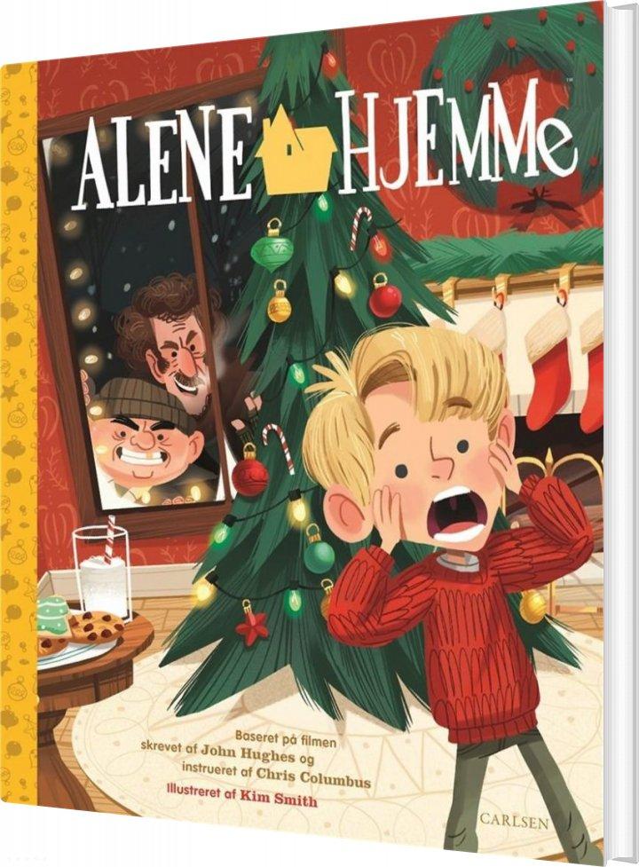 Image of   Alene Hjemme - John Hughes - Bog