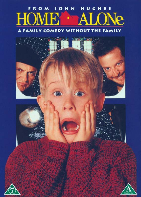 Image of   Alene Hjemme / Home Alone - DVD - Film
