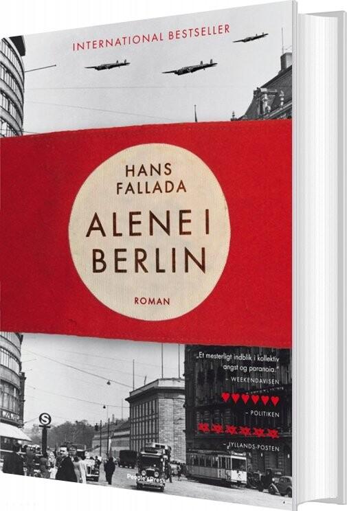 Billede af Alene I Berlin - Hans Fallada - Bog