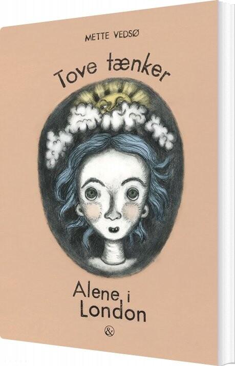 Image of   Alene I London - Mette Vedsø - Bog