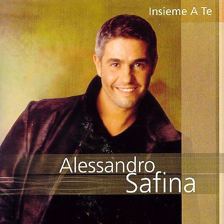 Image of   Alessandro Safina - Insieme A Te - CD