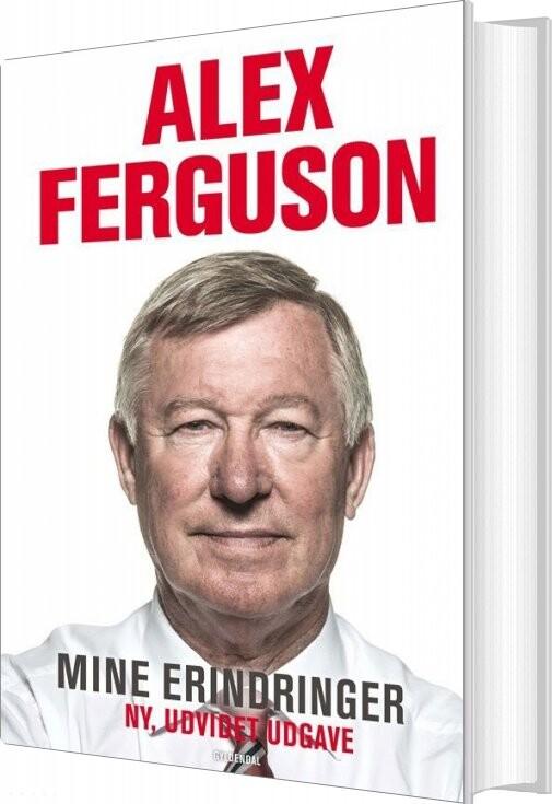 Image of   Alex Ferguson - Alex Ferguson - Bog