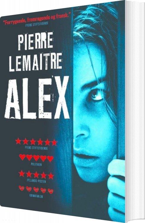 Image of   Alex - Pierre Lemaitre - Bog