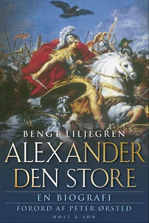 Image of   Alexander Den Store - Bengt Liljegren - Bog