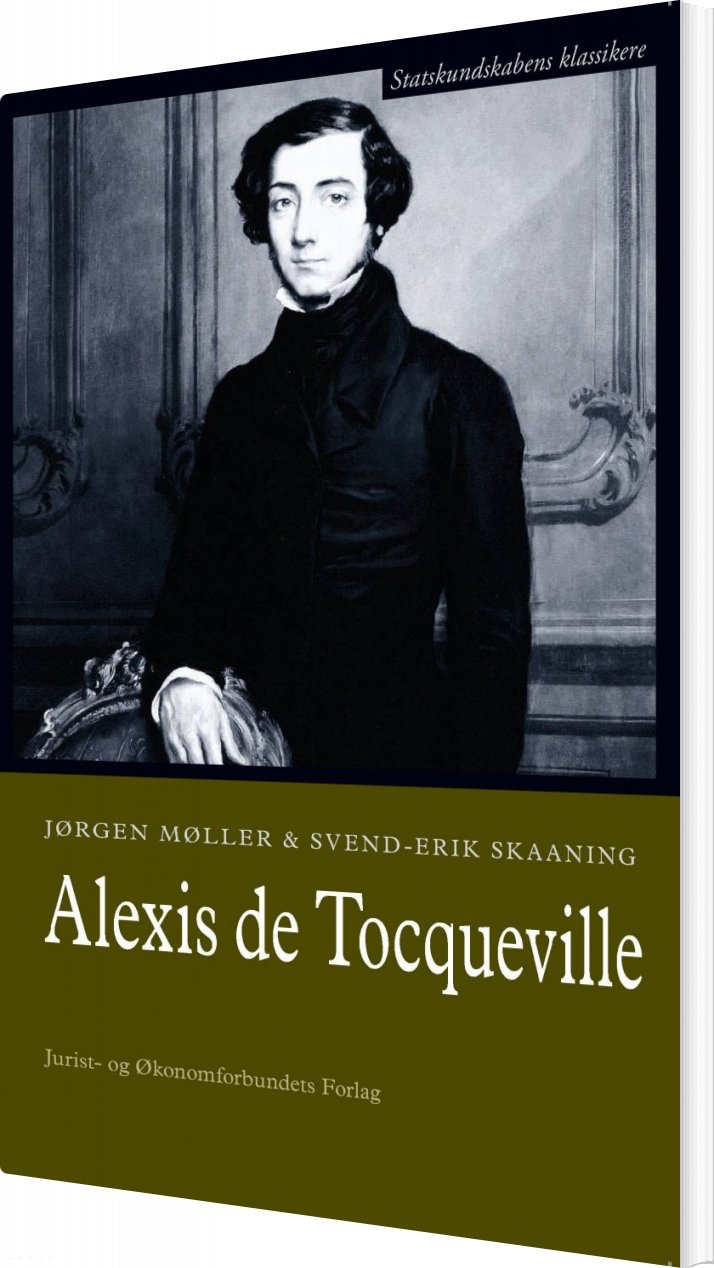 Image of   Alexis De Tocqueville - Svend-erik Skaaning - Bog