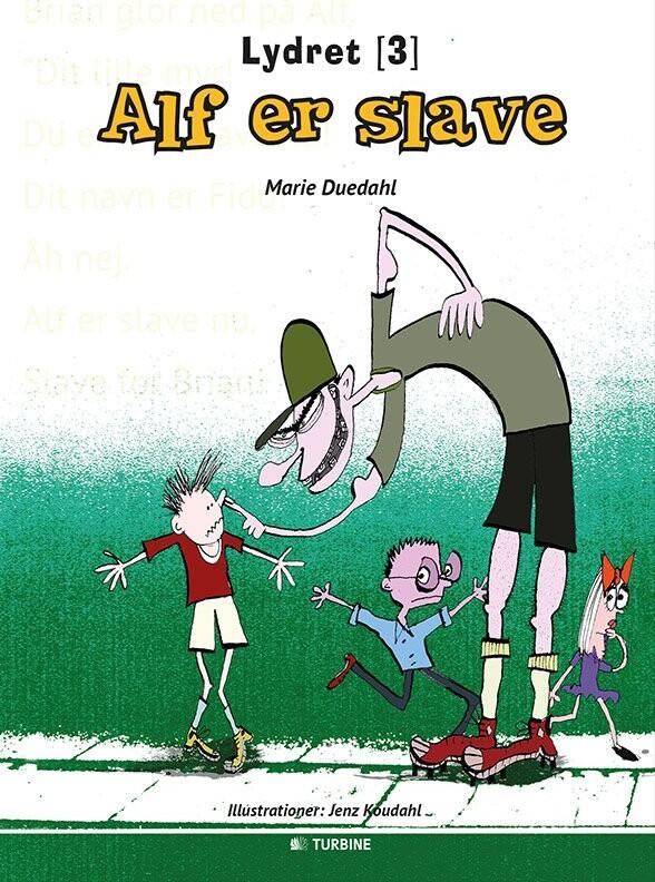 Image of   Alf Er Slave - Marie Duedahl - Bog