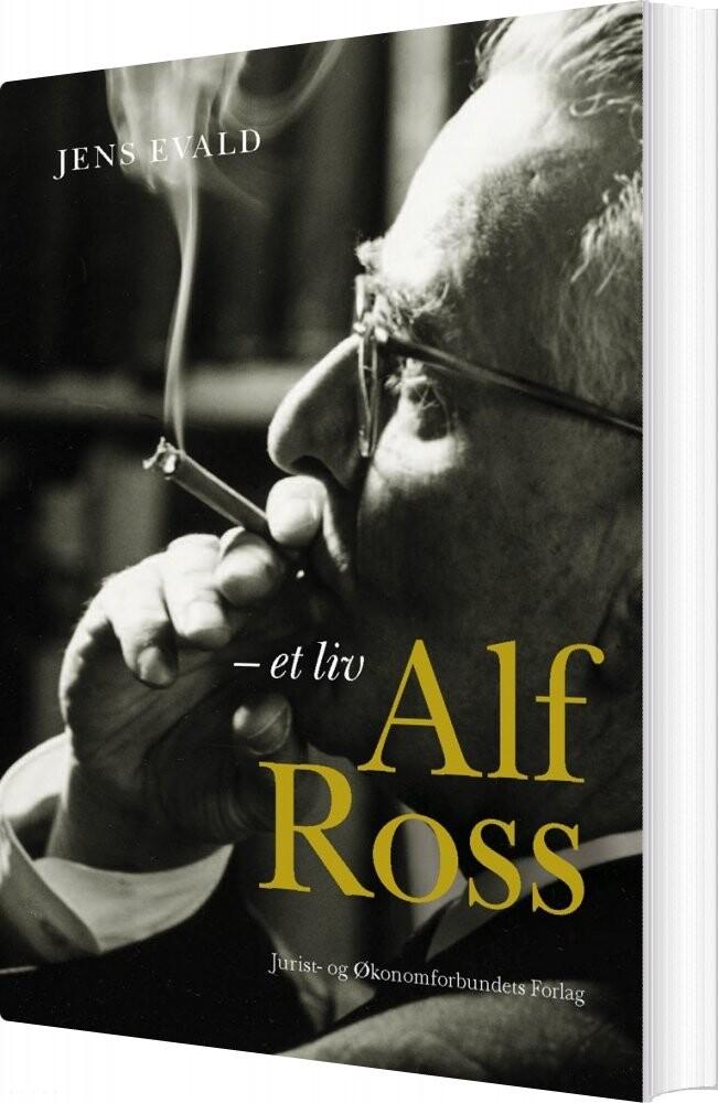 Image of   Alf Ross - Jens Evald - Bog