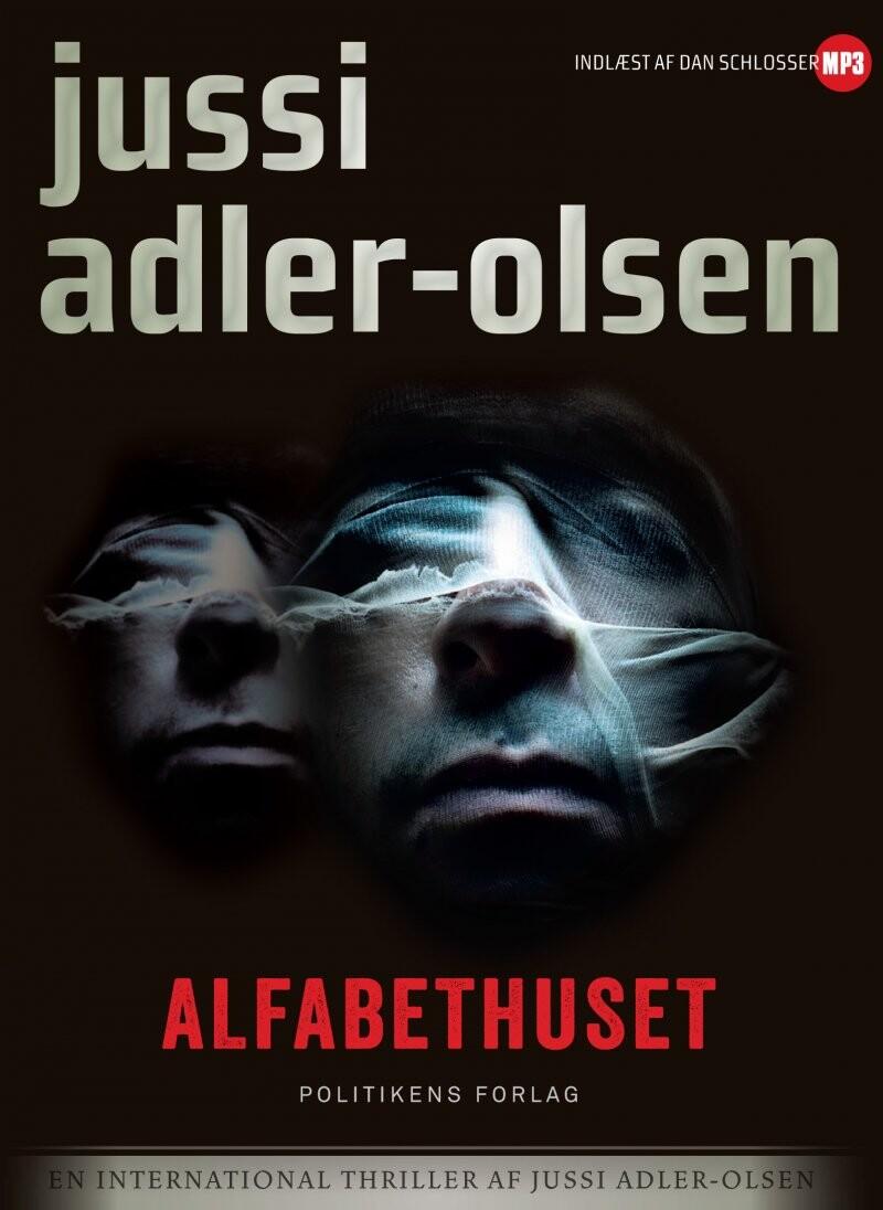 Image of   Alfabethuset - Jussi Adler-olsen - Cd Lydbog