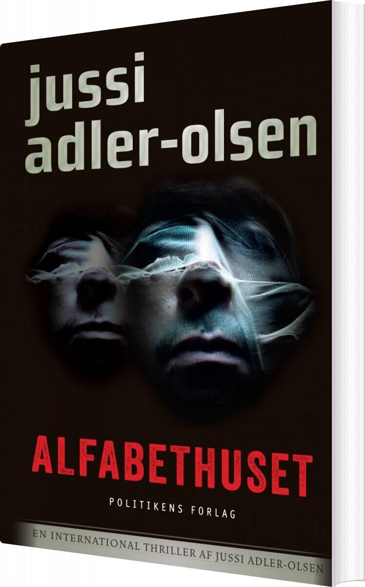 Image of   Alfabethuset - Jussi Adler-olsen - Bog