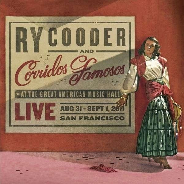 Image of   Ry Cooder - Live In San Francisco - CD