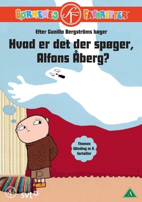 Image of   Alfons åberg - Hvad Er Det Der Spøger, Alfons åberg? - DVD - Film