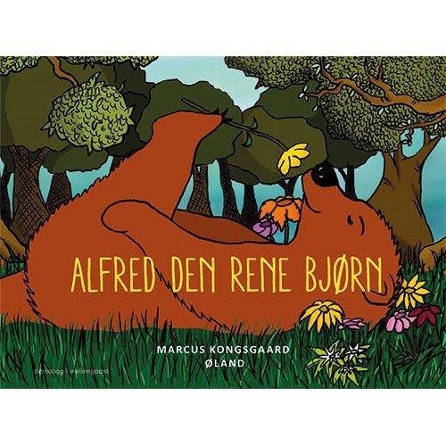 Image of   Alfred, Den Rene Bjørn - Marcus Kongsgaard øland - Bog