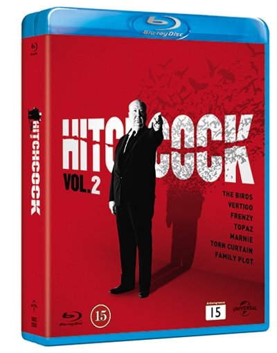 Image of   Alfred Hitchcock Box Collection 2 - Blu-Ray