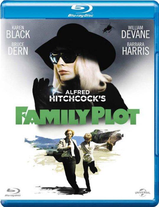 Den Enes Død / Family Plot - Alfred Hitchcock - Blu-Ray