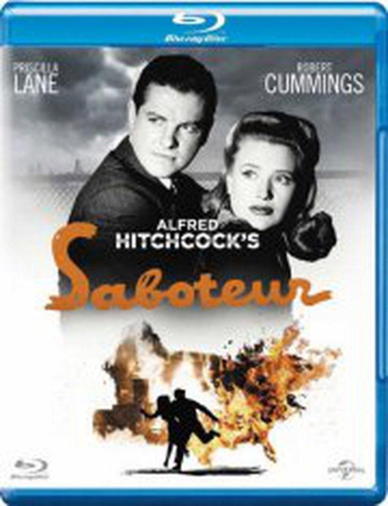 Image of   Alfred Hitchcocks - Mennesker Bag Din Ryg - Blu-Ray