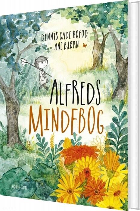 Image of   Alfreds Mindebog - Dennis Gade Kofod - Bog